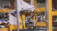 The world's first soccer automation production line