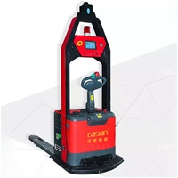 Laser Guiding Forklift AGV (Convey Type)