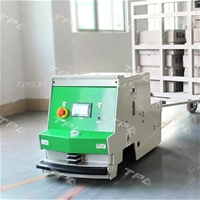 Single Way Tugger Type AGV